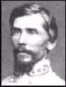 Major General Patrick Cleburne CSA